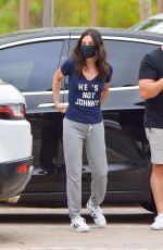 COURTENEY COX Out and About in Malibu 06/28/2020