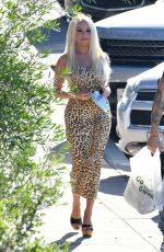 COURTNEY STODDEN and Brian Austin Green Out for Lunch in Los Angeles 06/13/2020