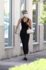 DEVON WINDSOR Arrives at Pilates Class in Miami 06/16/2020
