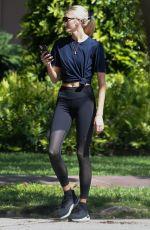 DEVON WINDSOR Out Hiking in Miami 06/11/2020