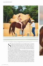 DOUTZEN KROES in Hola! Fashion Magazine, June 2020