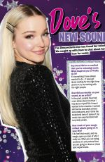 DOVE CAMERON in Total Girl Magazine, May 2020
