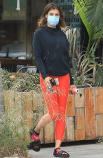 ELISABETTA CANALIS Out Los Angeles 06/24/2020