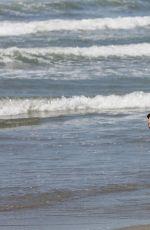 ELISABETTA GREGORACI in Bikini at a Beach in Miami 06/21/2020