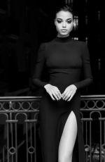 ELLA BALINSKA at a Photoshoot, 2020