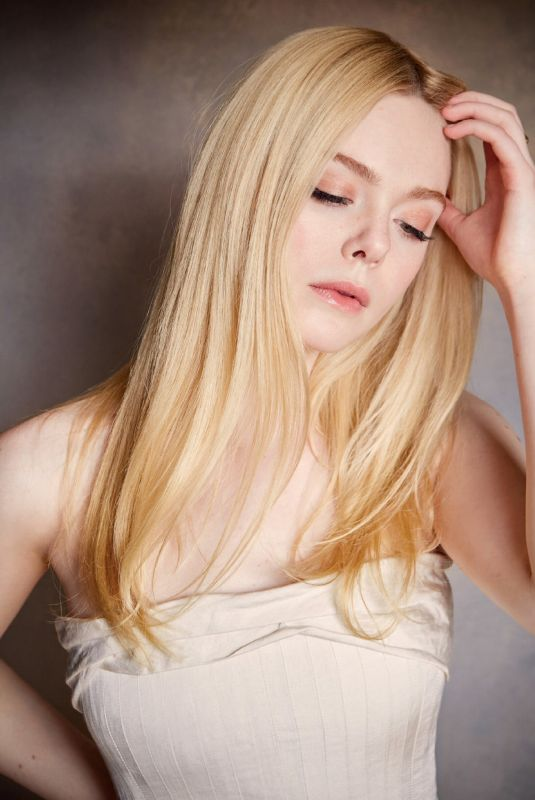 ELLE FANNING in Emmy Magazine, May 2020