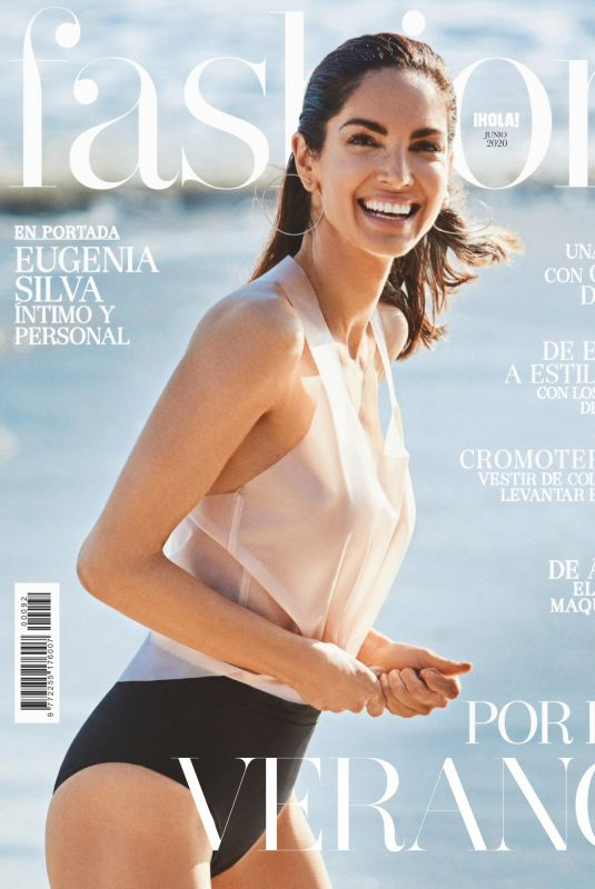EUGENIA SILVA in Hola! Fashion Magazine, June 2020