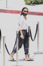 EVA LONGORIA at Westfield Mall in Century City 06/17/2020