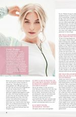 FEMKE MEINES in Girlz Magazine, June 2020