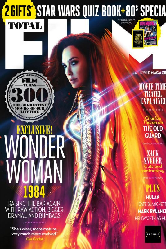 GAL GADOT in Total Film Magazine, July 2020