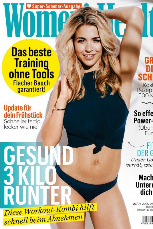 GEMMA ATKINSON in Women's Health Magazine, Germany July/August 2020