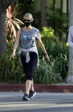 GWYNETH PALTROW and Brad Falchuk Out in Los Angeles 06/09/2020