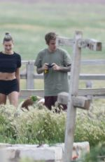 HAILEY and Justin BIEBER Out at National Park in Utah 06/06/2020