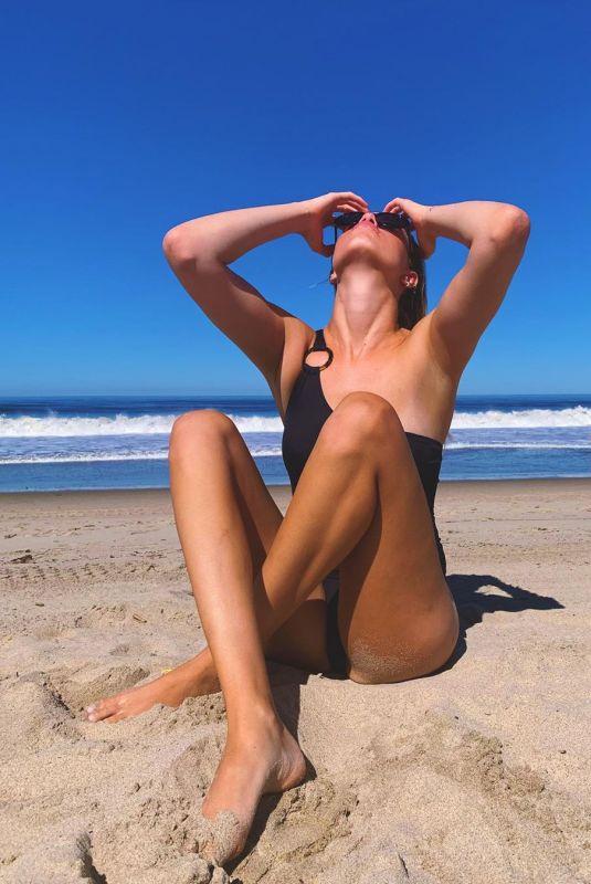 HAILEY CLAUSON in Bikini - Instagram Photos 06/09/2020