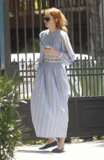 HEATHER GRAHAM and ODESSA RAE Out in Malibu 06/08/2020