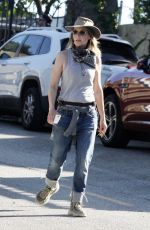 HELEN HUNT Out and About in Brentwood 06/12/2020