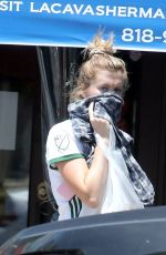 IRELAND BALDWIN Out for Juice in Los Angeles 05/31/2020