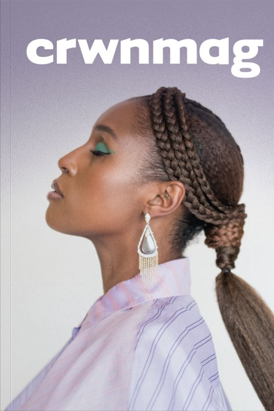 ISSA RAE for Crwn Magazine, April 2020
