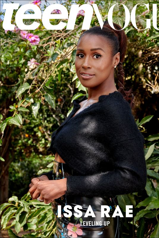 ISSA RAE for Teen Vogue, April 2020