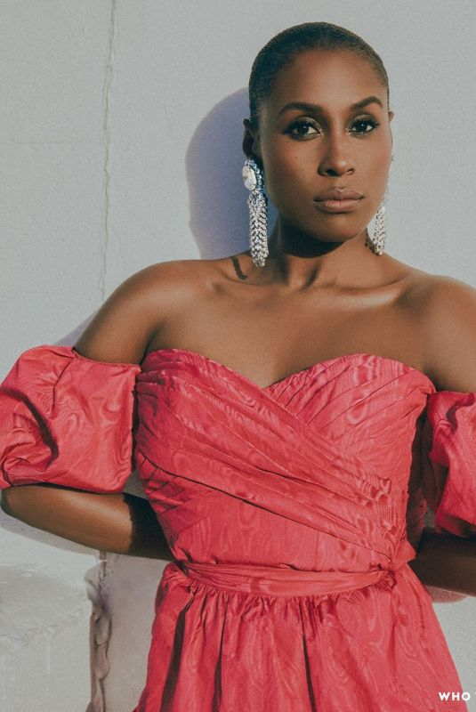 ISSA RAE for Who What Wear, January 2020