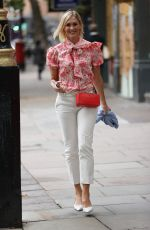 JENNI FALCONER Leaves Global Radio in London 06/19/2020