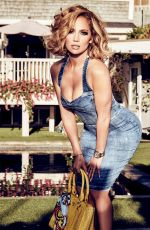 JENNIFER LOPEZ for Guess Campaign, Spring/Summer 2020