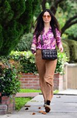 JESSICA GOMES Out and About in Los Angeles 06/02/2020