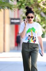 JESSICA GOMES Out and About in Los Angeles 06/11/2020