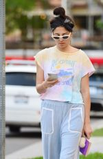 JESSICA GOMEZ Out and About in Los Angeles 06/08/2020