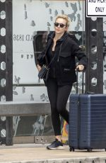 JODIE COMER at a Train Station in Liverpool 05/31/2020