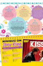 JOEY KING in Julia Magazine, June 2020