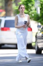 JOEY KING Out for Coffee in Los Angeles 06/11/2020