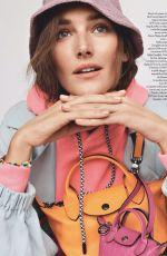 JOSEPHINE LE TUTOUR in Elle Magazine, Italy June 2020