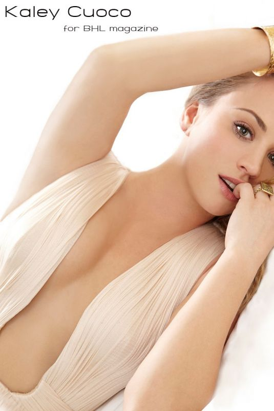 KALEY CUOCO for BHL Magazine, 2012