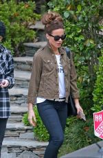 KATE BECKINSALE and Goody Grace Out in Pacific Palisades 06/24/2020