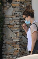 KATE BECKINSALE Out and About in Pacific Palisades 06/10/2020