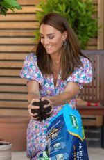 KATE MIDDLETON Planting a Garden at East Anglia