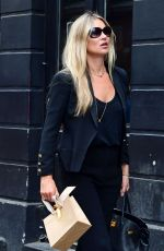 KATE MOSS Out and About in London 06/19/2020