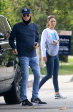 KATHARINE MCPHEE and David Foster Out in Los Angeles 06/28/2020