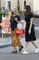 KATHARINE MCPHEE at Il Pastaio in Beverly Hills 06/11/2020