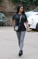 KATIE PRICE Out and About in Essex 06/16/2020