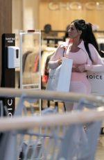 KATIE PRICE Out Shopping in Kent 06/17/2020