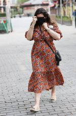KELLY BROOK Out and About in London 06/15/2020