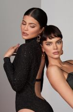 KENDALL and KYLIE JENNER for Kendall + Kylie Cosmetics 2020