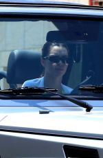 KENDALL JENNER Leaves a Gym in Beverly Hills 06/23/2020