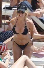 KONSTANTINA SPYROPOULOU in Bikini at a Beach in Athens 06/03/2020