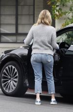 LAURA DERN Arrives at a Medical Office in Beverly Hills 06/05/2020