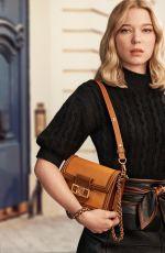 LEA SEYDOUX for Louis Vuitton Pre-fall 2020