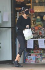 LISA RINNA Out Shopping in Studio City 06/27/2020
