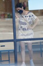 LUCY HALE at Sweet Flower in Studio City 06/23/2020